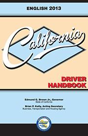 CA DMV Driver Handbook